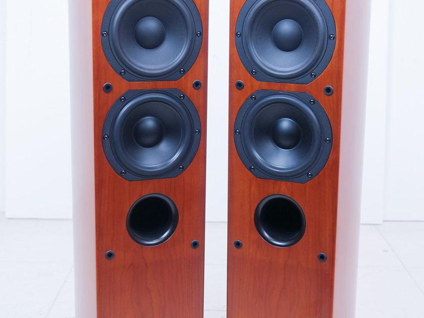 ERA  Design 10 Speakers; Cherry (8932)