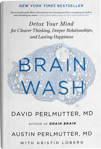 Brain Wash – Inflammation Leads to Unhealthy Habits, Low Motivation & Poor Decision Making - preview