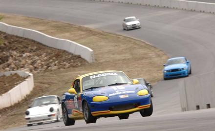 SCDA @ Palmer Motorsports Park-8/29- 10% off MAZDA