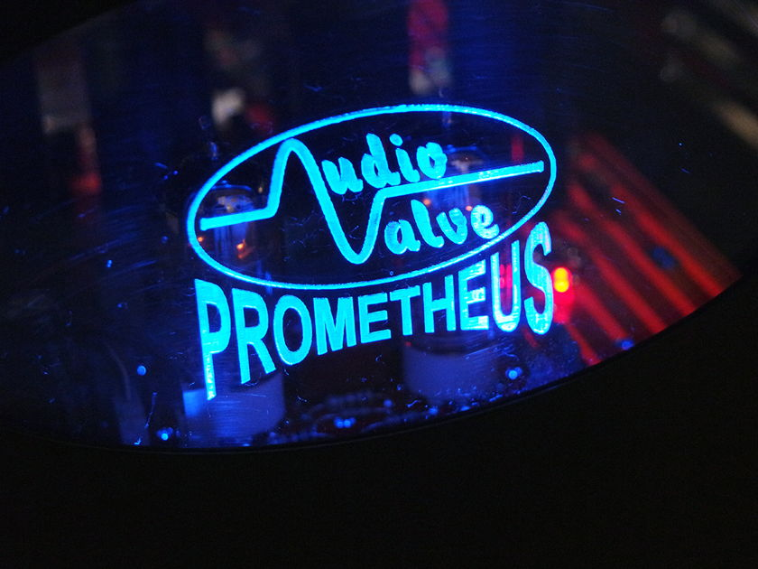 Audio Valve Prometheus 100 Tube Mono-Blocks - BRAND NEW, Helmut Becker's latest development