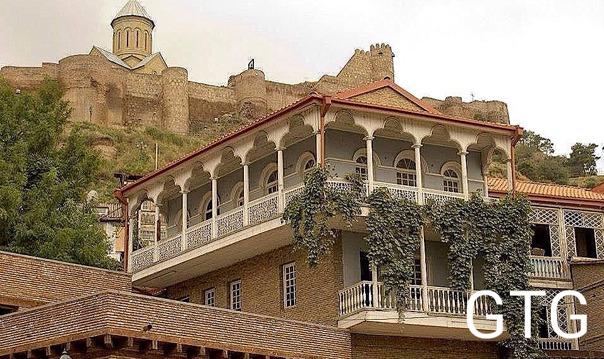 Тбилиси – дитя Востока и Запада
