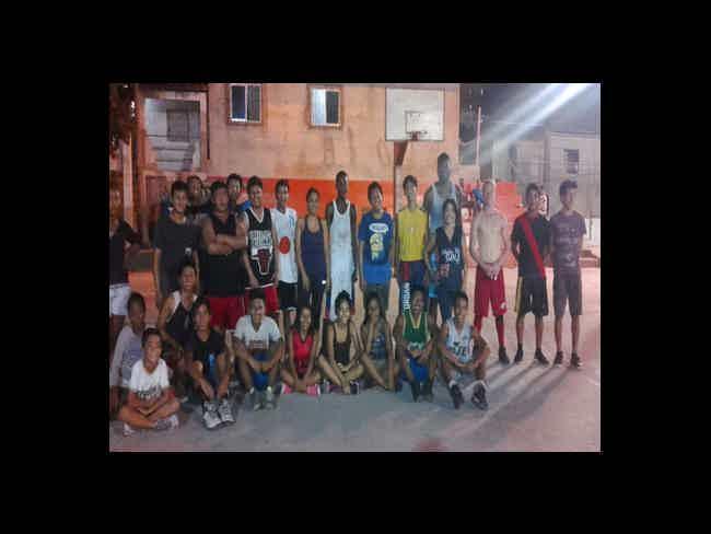 Campeonato Streetball 3x3 Montañita-Montañita