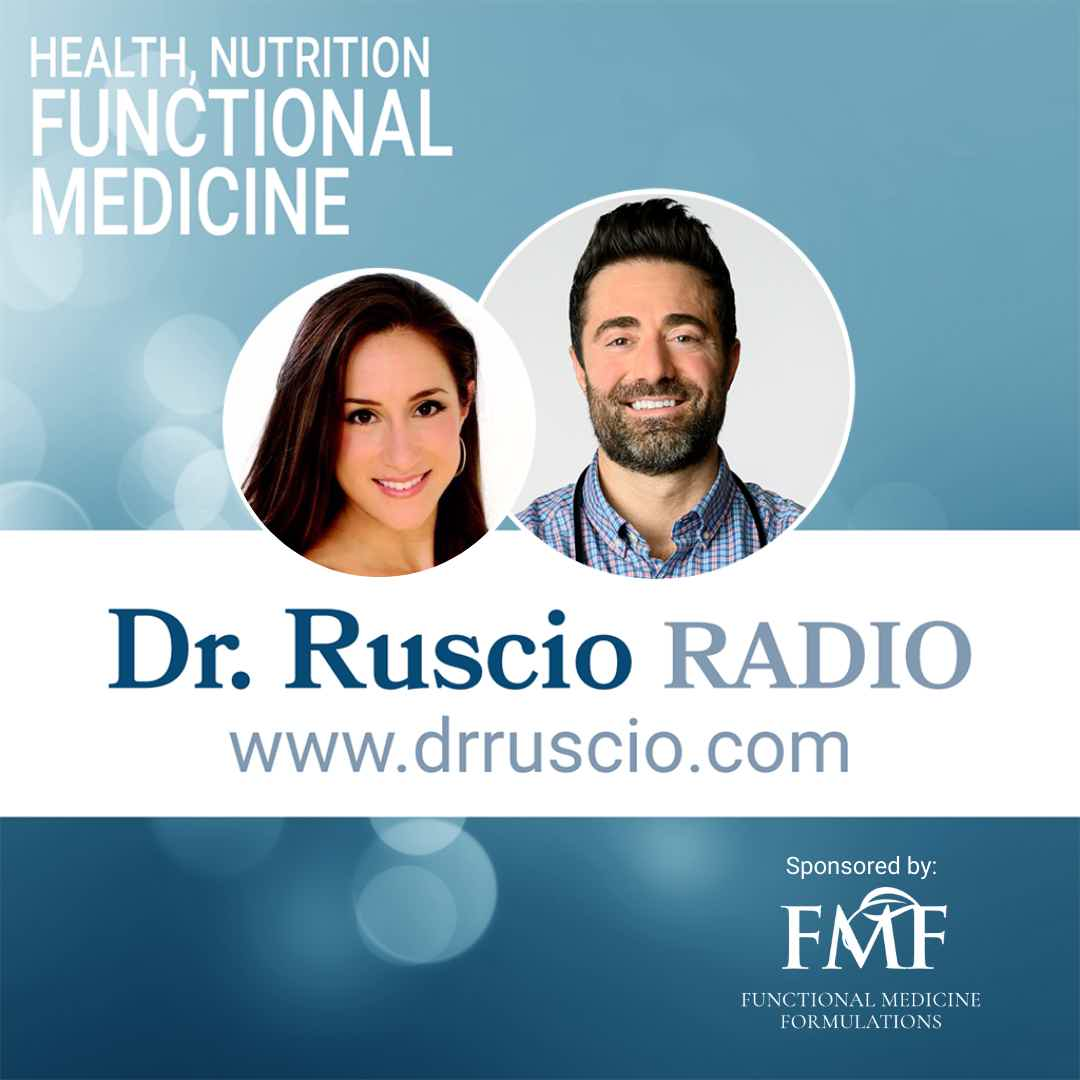 Listener Questions: Hair Regrowth, Reducing Covid Stress, Mycotoxins - auto