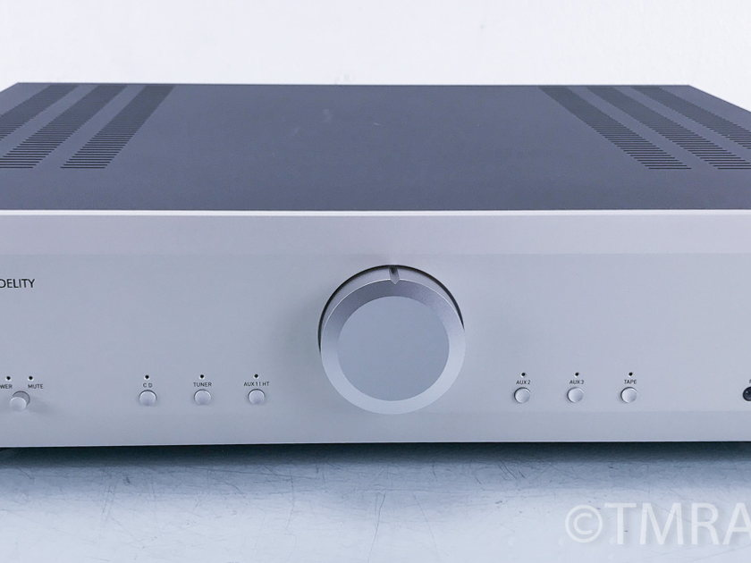 Musical Fidelity M3i Integrated Amplifier Silver (3709)