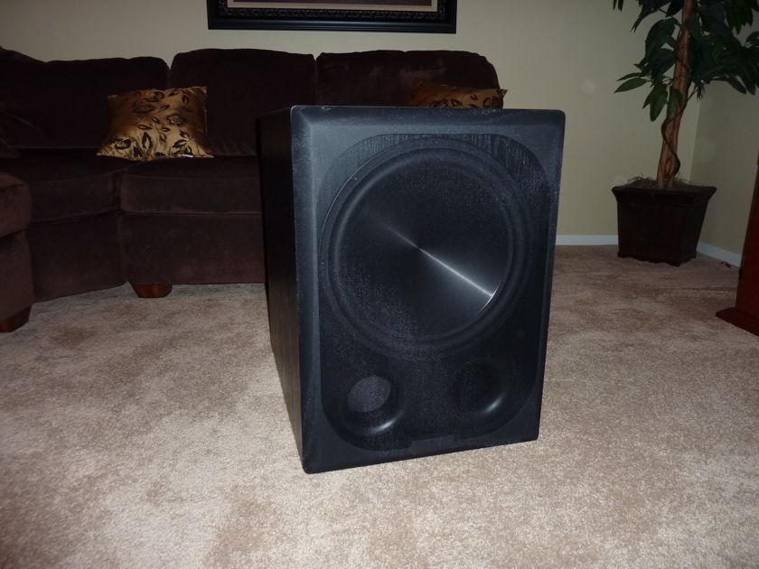 Rythmik Audio FV15HP FV15HP PEQ2 Black Oak