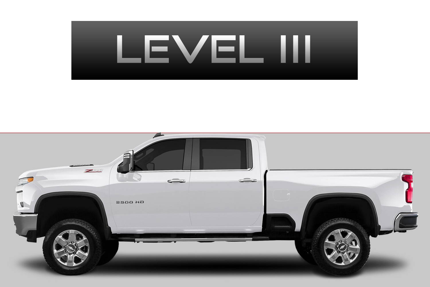 Chevrolet Silverado 2500 Off-Road Customizing Package Level 3 by 3C Trucks
