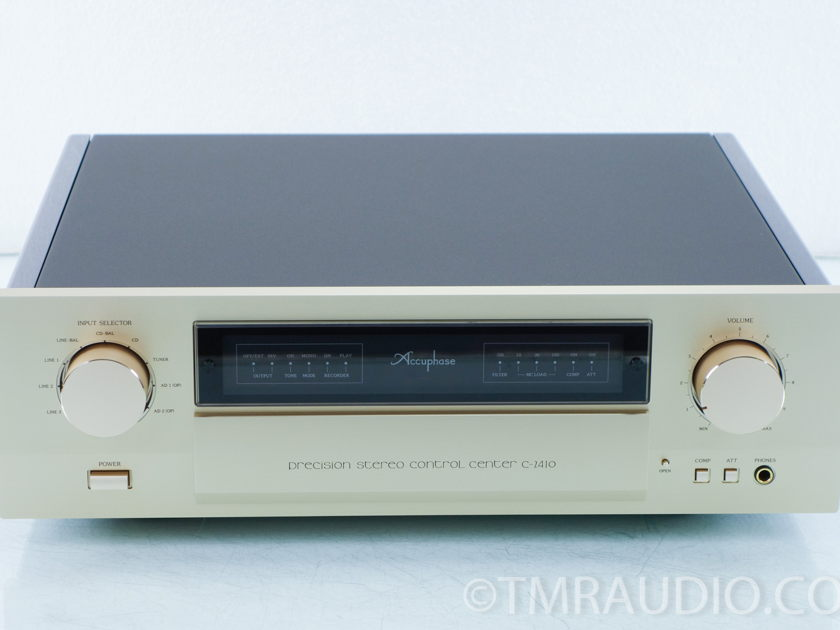 Accuphase C-2410 Stereo Preamplifier w/ Phono (new/unused) (9847)