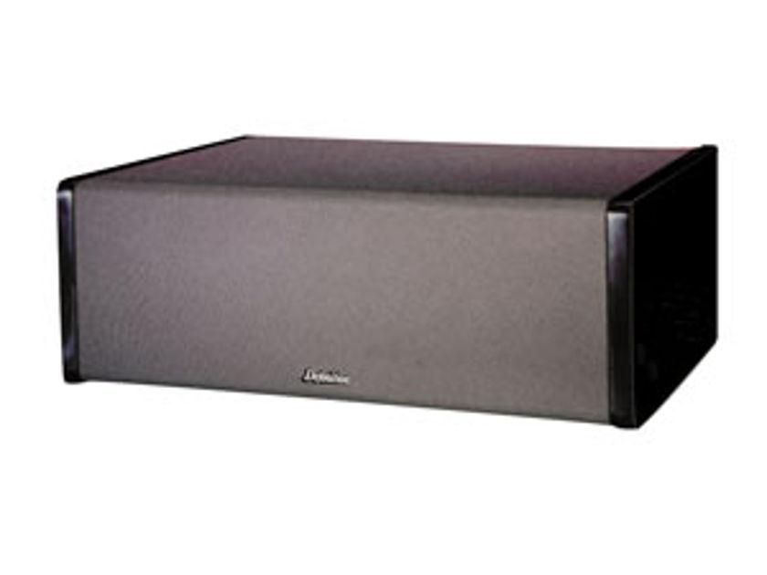 "Definitive Technology CLR3000 C/L/R3000 Center Speaker with Built-in 10"" 150 watt Powered Subwoofer"