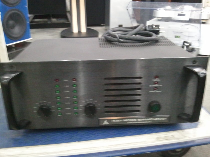 FM acoustics  FM 801a , FM 811 perfect condition