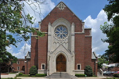 Druid Hills Presbyterian Church, Atlanta area Wedding Venue