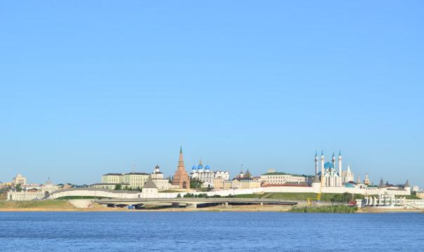 Казань: весь город за 4 часа