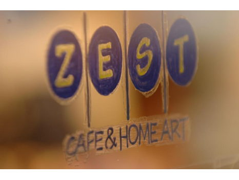 Dinner for Two at Zest Cafe & Home Art