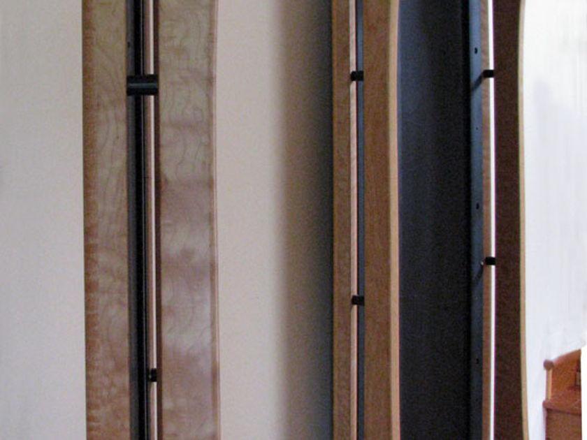 Magnepan MG 20.0 Beautiful Custom Curly Maple Frames