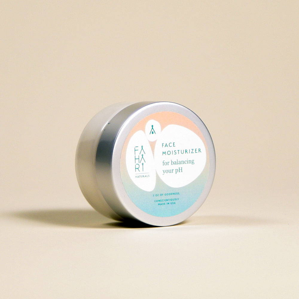 FACE MOISTURIZER FOR BALANCING YOUR PH
