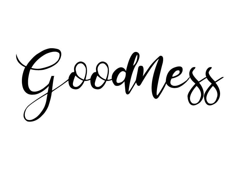 goodness logo