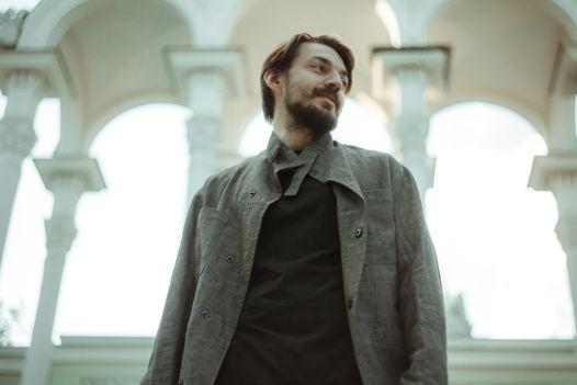 Летняя льняная куртка #52 - grey