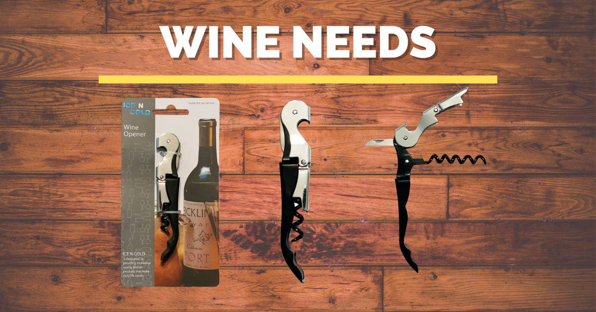C-Store Packaging | Wine Needs