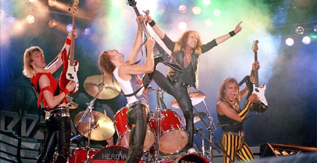 На Радиоле 106.2 FM пройдут «Звездные выходные» с группой Scorpions - Новости радио OnAir.ru
