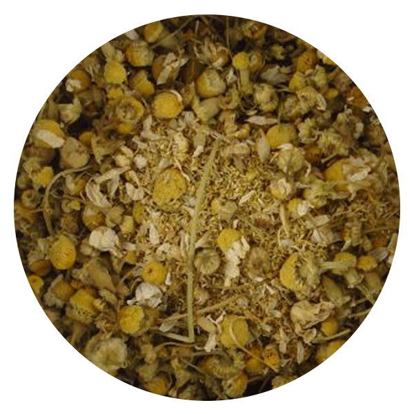 BeanBear Chamomile Flowers Loose Leaf Tea