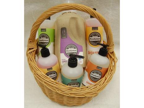 Handyman Soaps Gift Basket