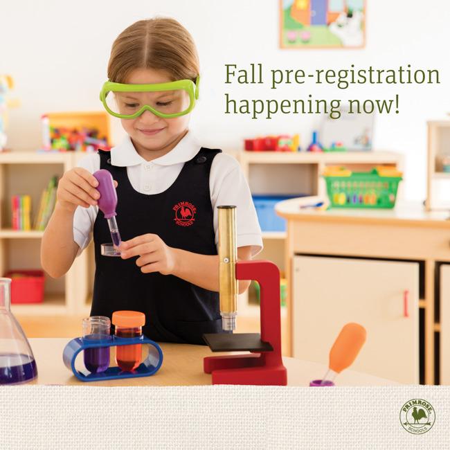 fall preregistration