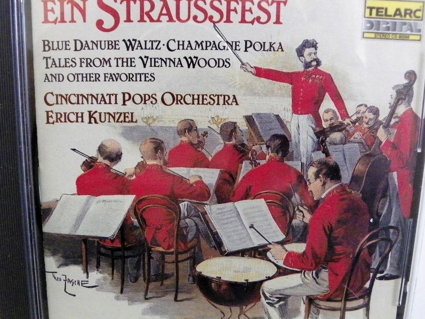 ERICK KUNZEL - EIN STRAUSSFEST CINCINNATI POPS ORCHESTRA