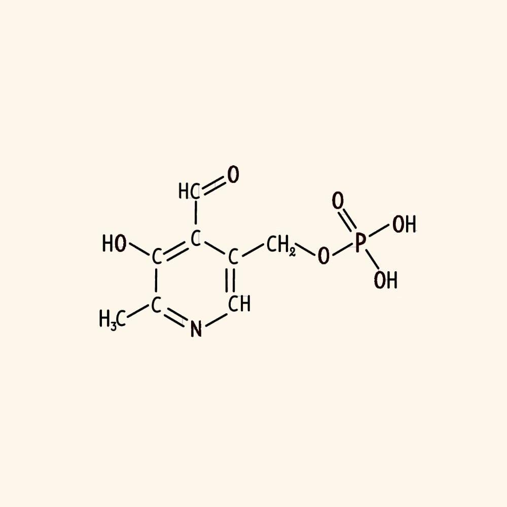 Vitamin B6 (Pyridoxal 5 Phosphate)