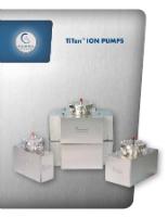 Ion Pumps Brochure