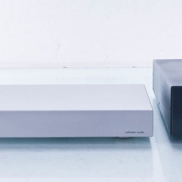 Silver Cube MC / MM Phono Preamplifier