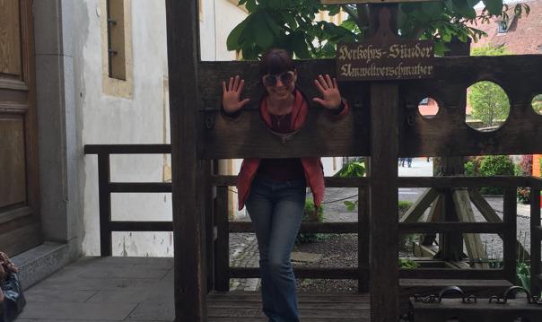 Музей криминалистики средневековья. Сопровождение
