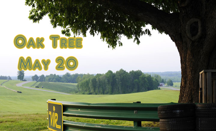 Oak Tree at Foxtrot NCR Autox