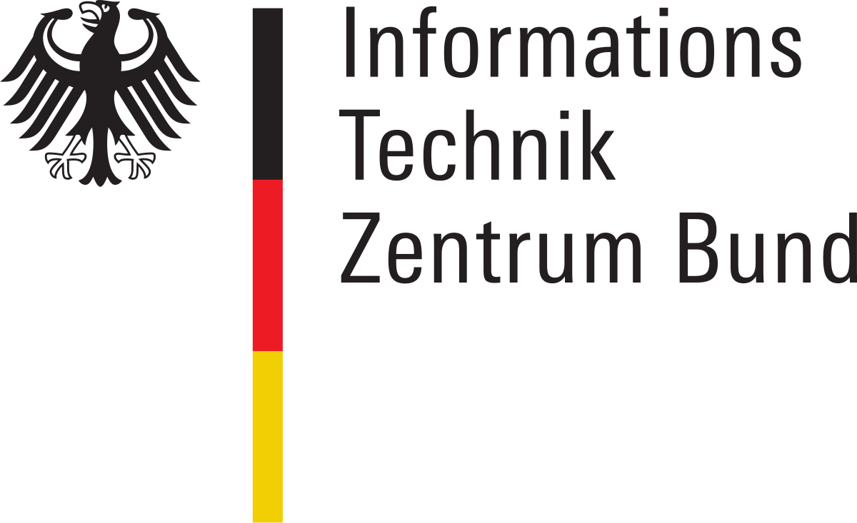 Informationstechnik Zentrum Bund Logo