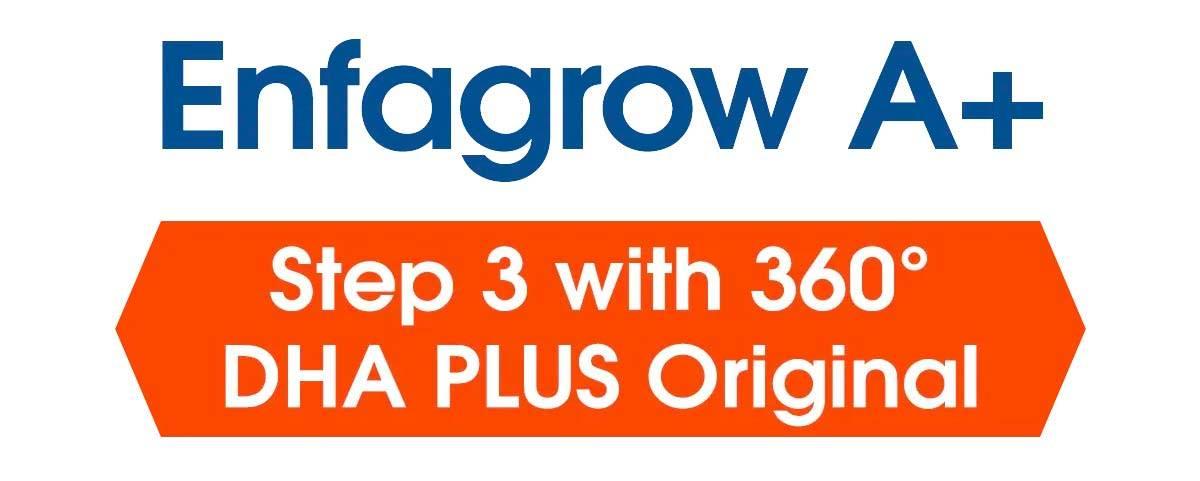 Enfagrow A+ Step 3 Original