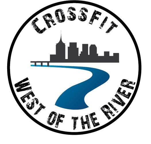 CrossFit West of the River logo