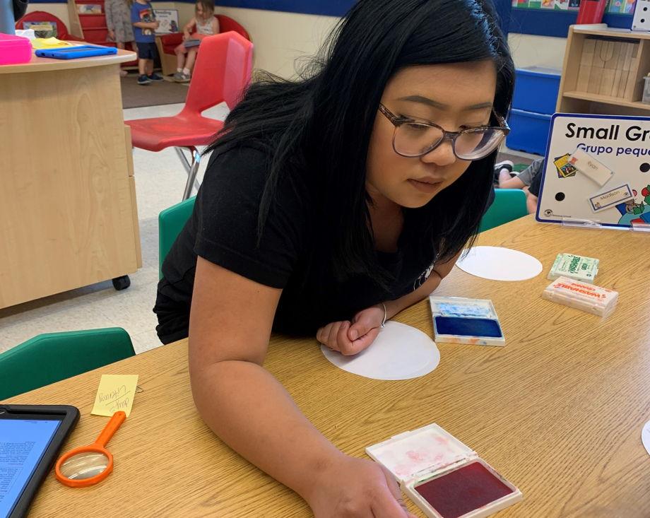 Ms. Ocean , Assistant Preschool Teacher