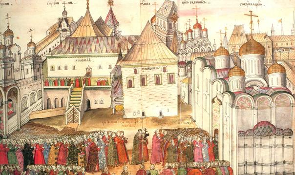 Красная площадь и Оружейная палата для орггрупп