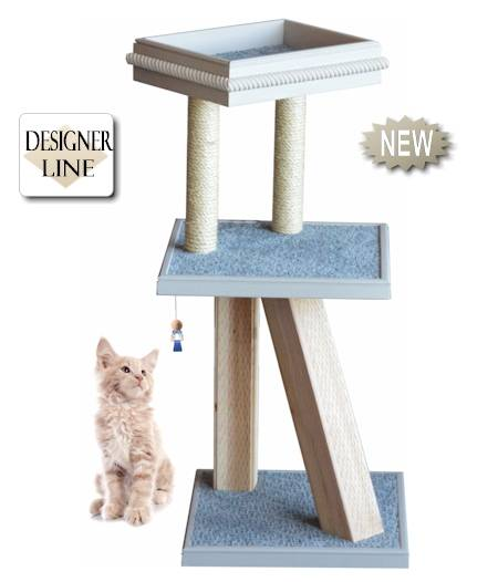 designer cat furniture and scratching posts