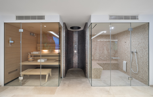 Palma de Mallorca - The dream of having an indoor sauna