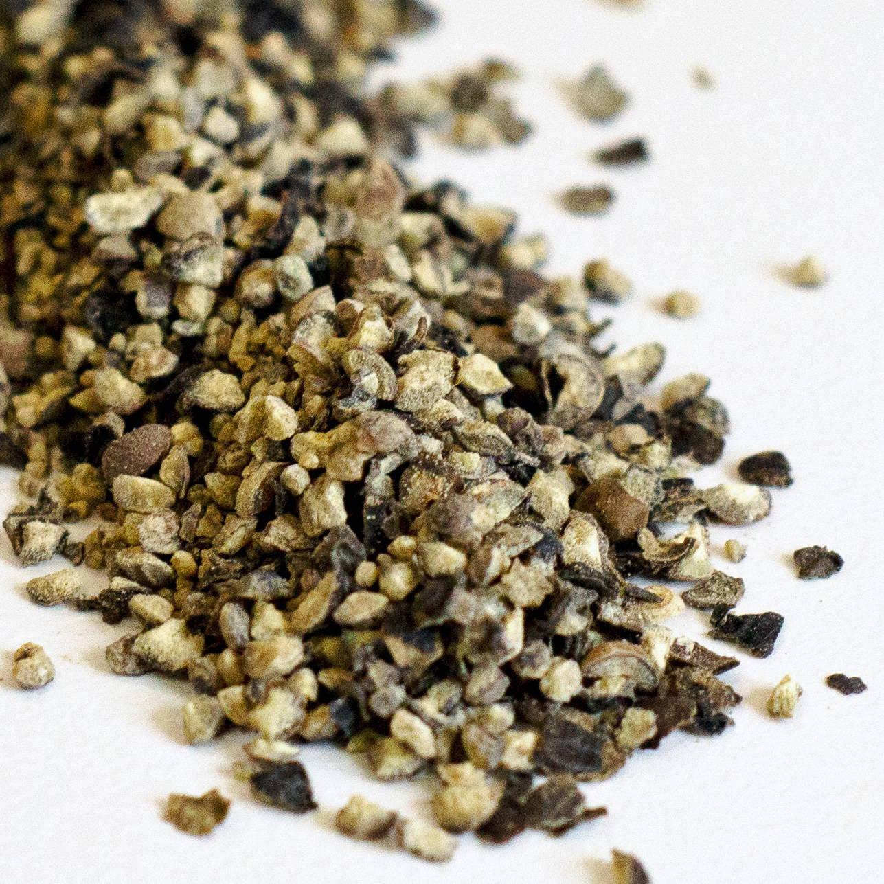 freshjax Organic Cracked Black Pepper