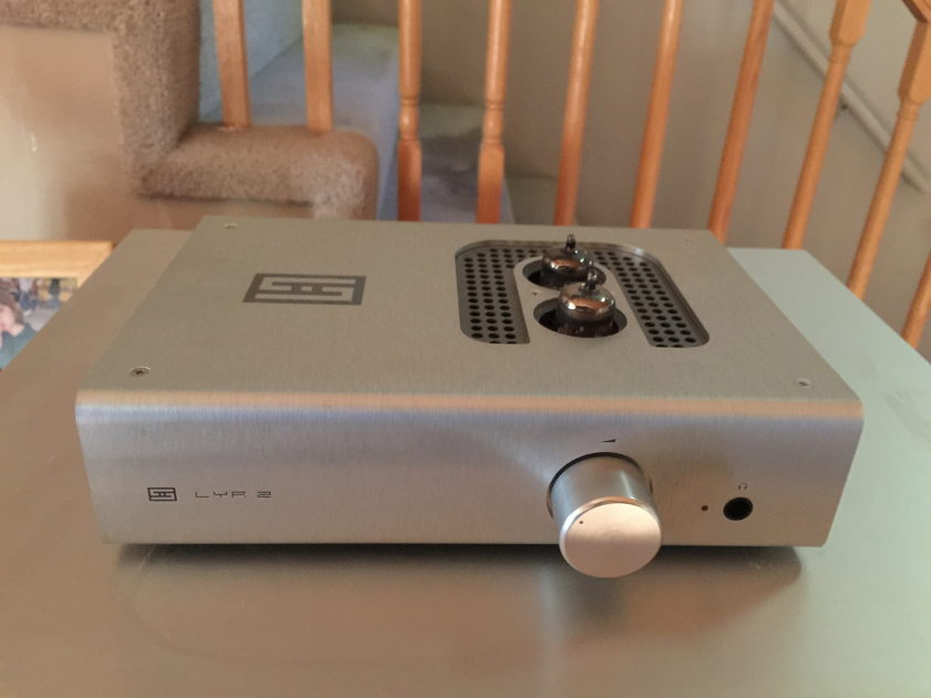 Schiit Audio Lyr II Hybrid Headphone Amp and Preamp