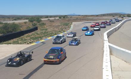 ProAutoSports @ Inde Motorsports Ranch