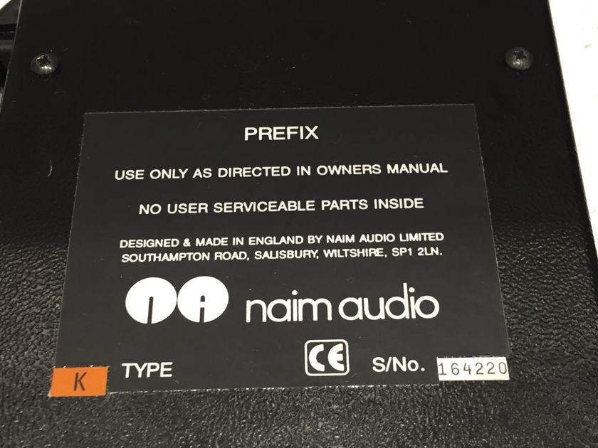 Naim Audio PREFIX MC phono stage