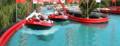 Aqua Race Karts on water track