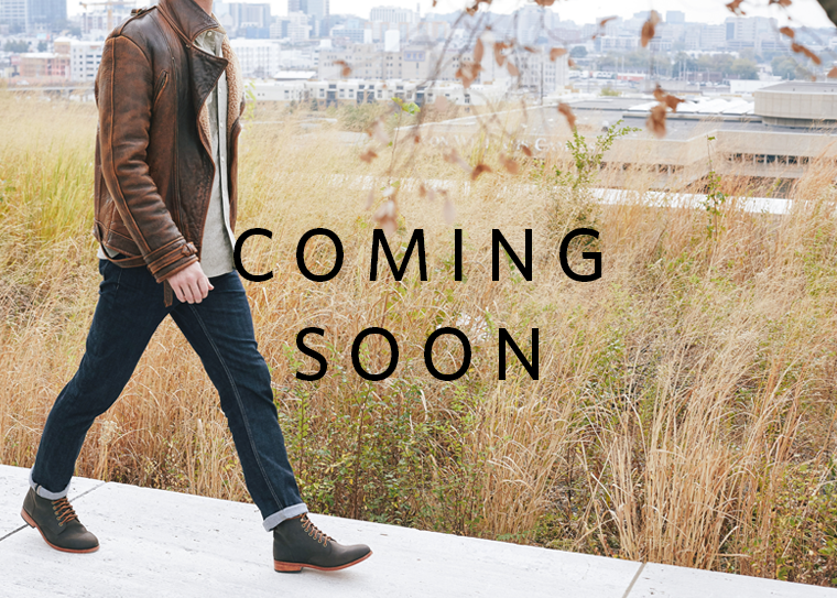 Nisolo's coming soon shoes.