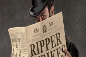 Jack The Ripper Family Night Walk Tour for 4
