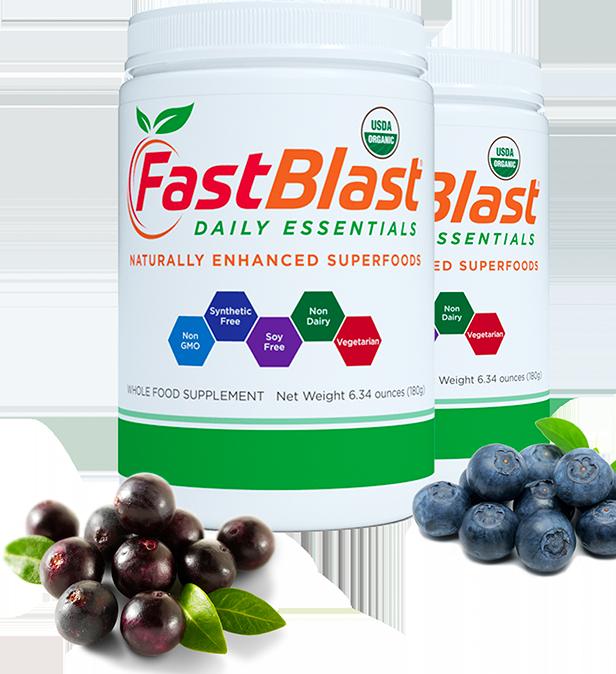 fastblast daily essentials