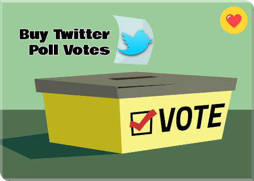 Get more twitter poll votes
