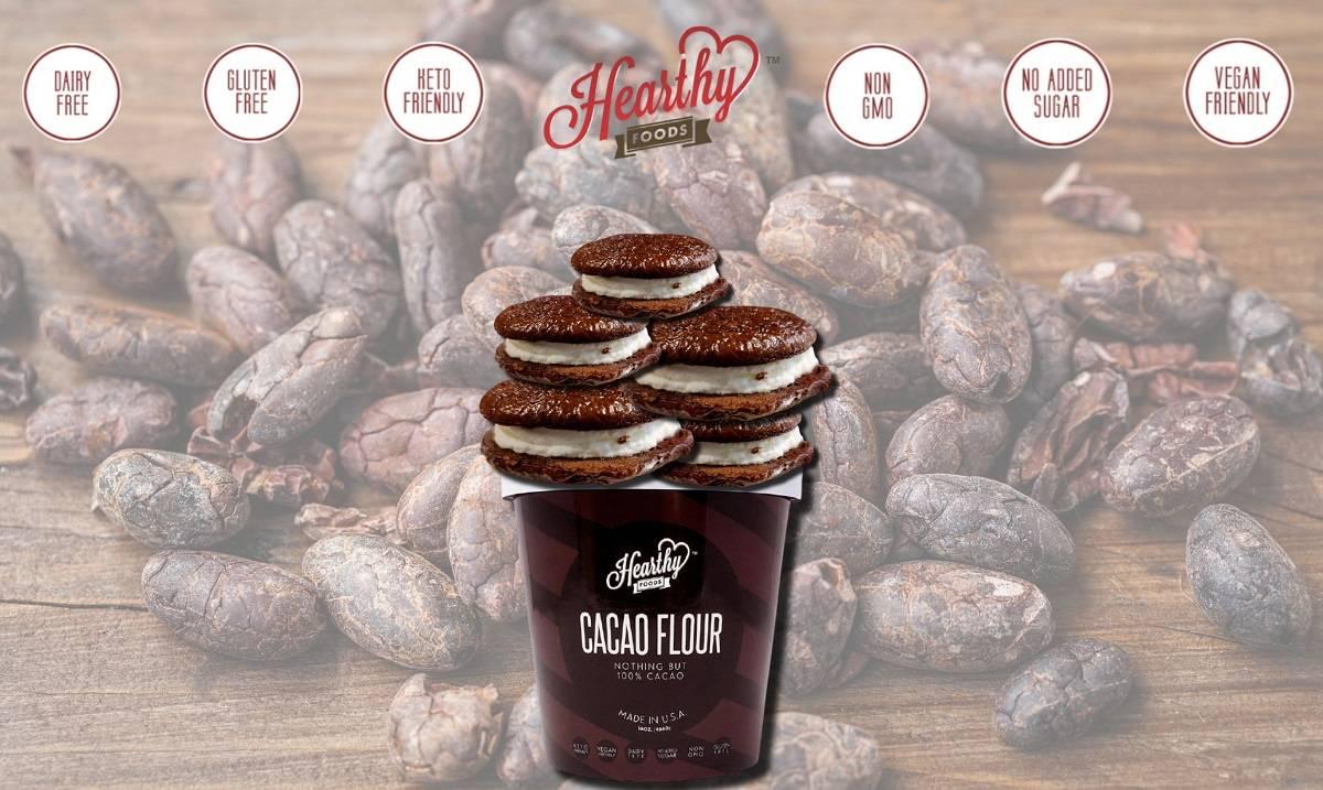 non-gmo Cacao Flour