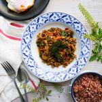 Pad Kra Pao - Thai Stir-fry Pork Basil