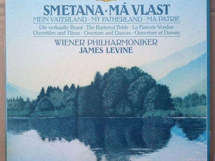 Sealed/DG/James Levine/Smetana - Ma Vlast (My Fatherland) / 2-LP Box set